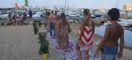 sfilata modamare isola del giglio porto giglionews