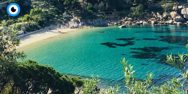 spiaggia cannelle messaggio sindaco isola del giglio giglionews