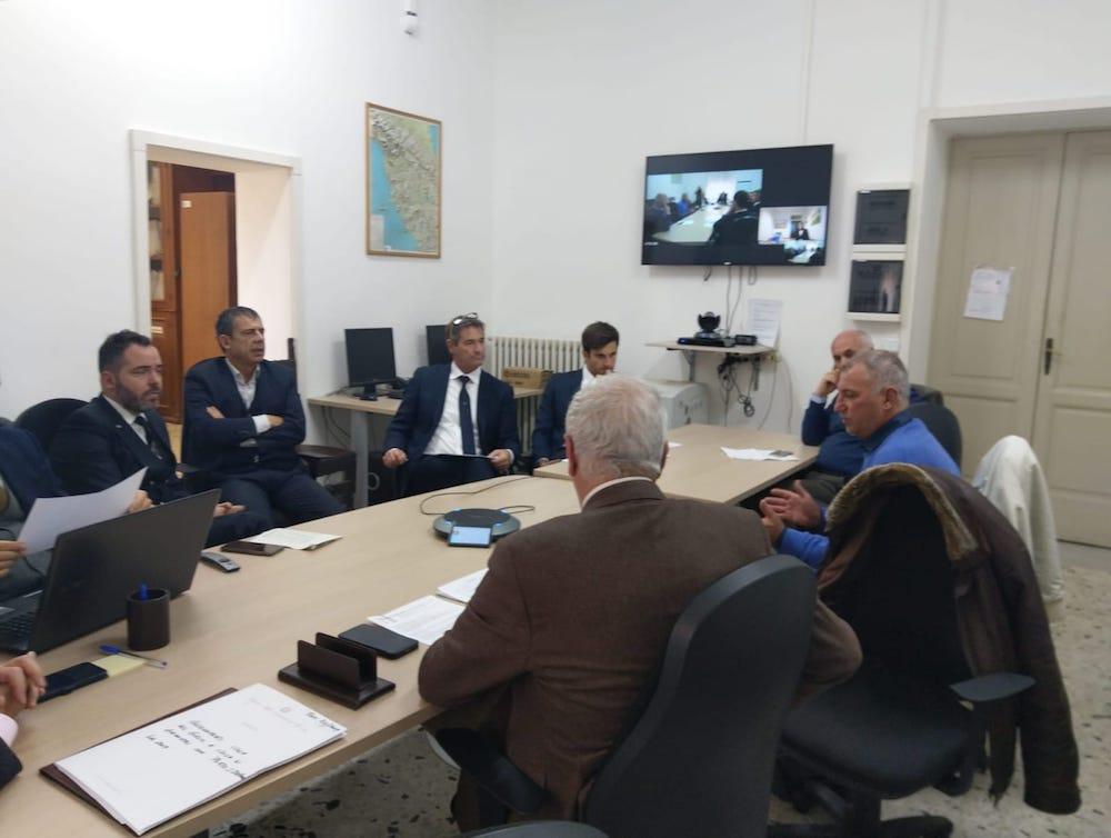 tavolo prefettura sicurezza portuale isola del giglio giglionews