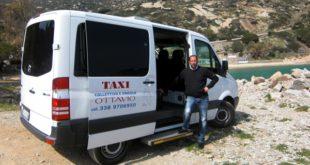 taxi ottavio ringraziamenti isola del giglio giglionews