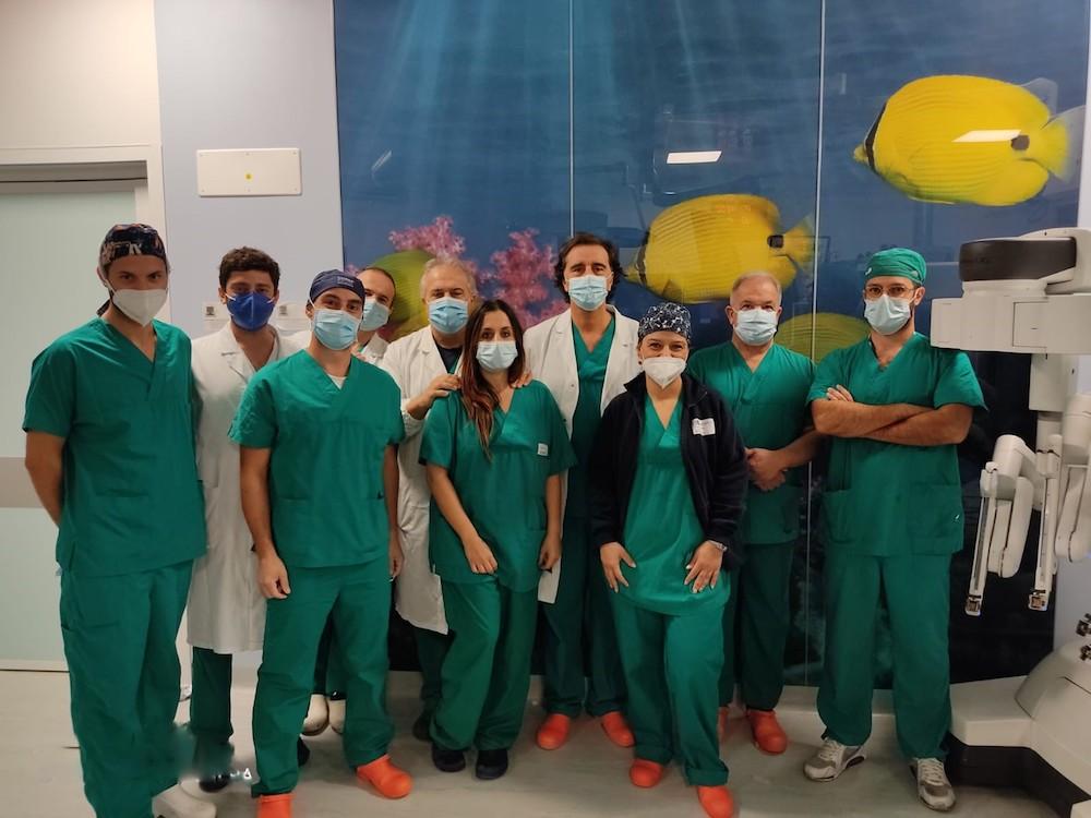 team urologia lara ospedale misericordia grosseto giglionews