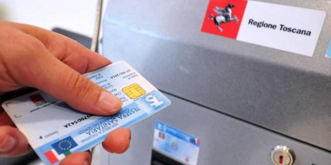 ticket tessera sanitaria tessere sanitarie regione toscana isola del giglio giglionews