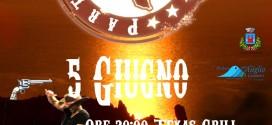 serata texana grigliata isola del giglio campese giglionews associazione san rocco