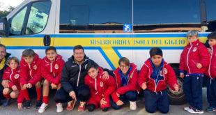 torneo amicizia scuola calcio misericordia isola del giglio giglionews