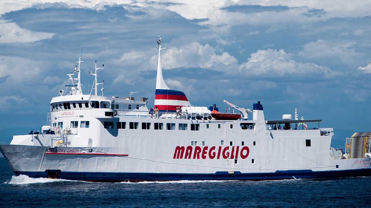 orari traghetti maregiglio isola del giglio giglionews toremar