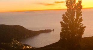tramonto campese san mamiliano dei turchi isola del giglio giglionews