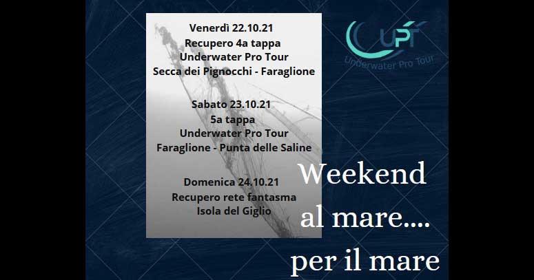 underwater pro tour isola del giglio giglionews