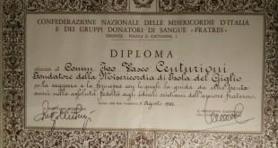 toponomastica vasco centurioni isola del giglio giglionews