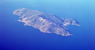poesia cartolina appunti veduta aerea vacanza isola del giglio giglionews