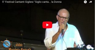 video cantanti gigliesi isola del giglio aircs giglionews