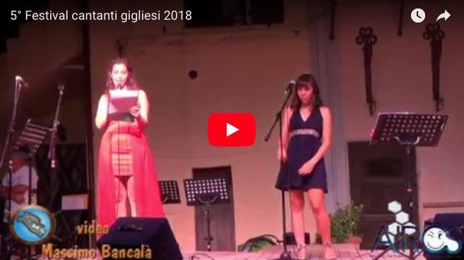 video festival cantanti gigliesi aircs isola del giglio giglionews