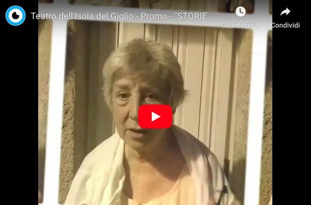 video promo teatro isola del giglio giglionews