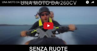 video pubblicitario moto acqua isola del giglio giglionews