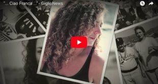 video ricordo anniversario franca orlandini isola del giglio giglionews