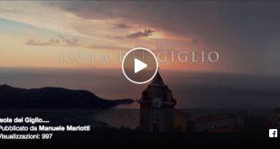 video rigenerato isola del giglio giglionews manuele mariotti