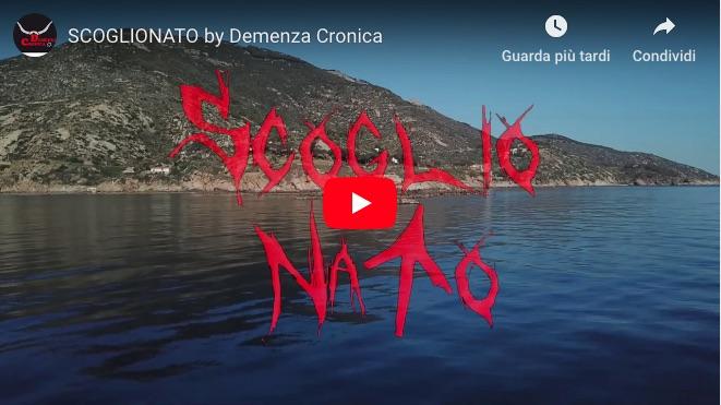 scoglionato video musica concordia isola del giglio giglionews