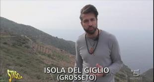 striscia la notizia video bracconaggio isola del giglio edoardo stoppa giglionews