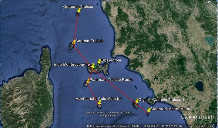 videosorveglianza parco arcipelago toscano isola del giglio giglionews