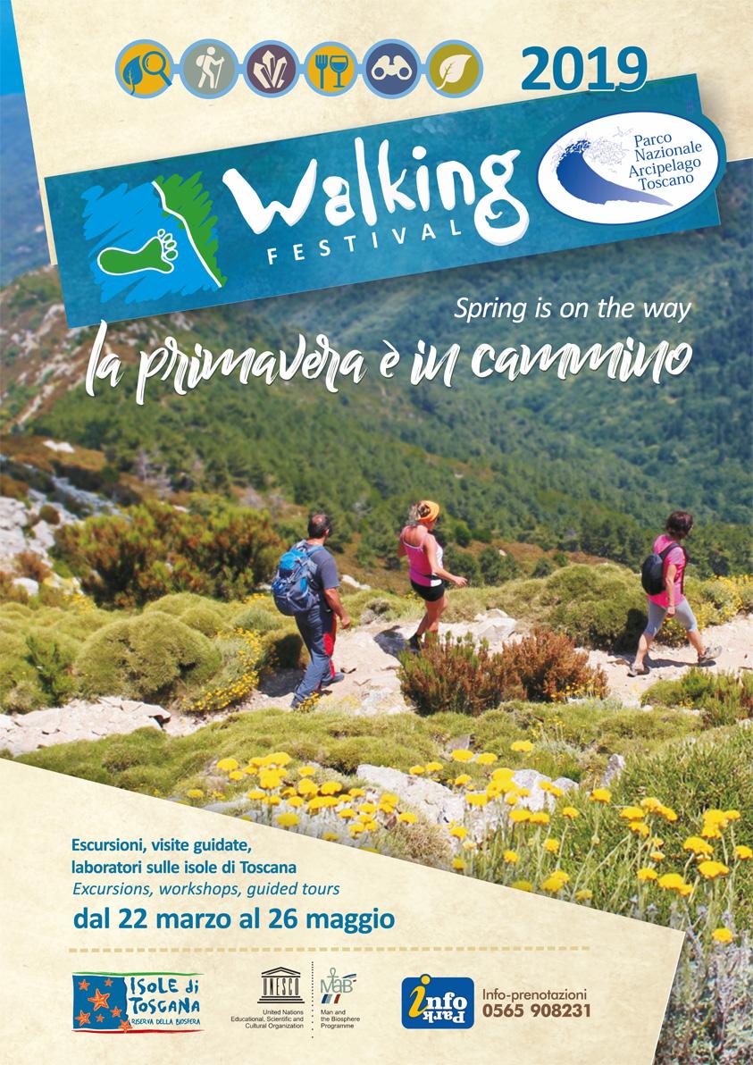 walking festival del camminare parco arcipelago toscano isola del giglio giglionews