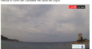 webcam lega navale isola del giglio campese giglionews