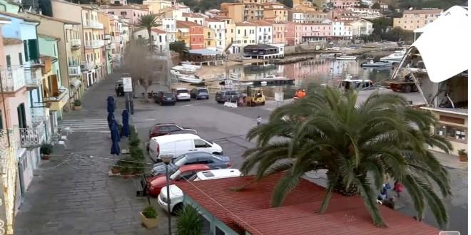 sbarco videosorveglianza webcam isola del giglio porto giglionews