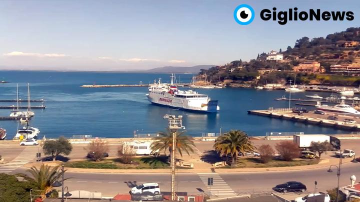 webcam porto santo stefano argentario traghetto