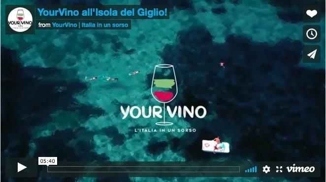 your vino video ansonaco scarfò isola del giglio giglionews